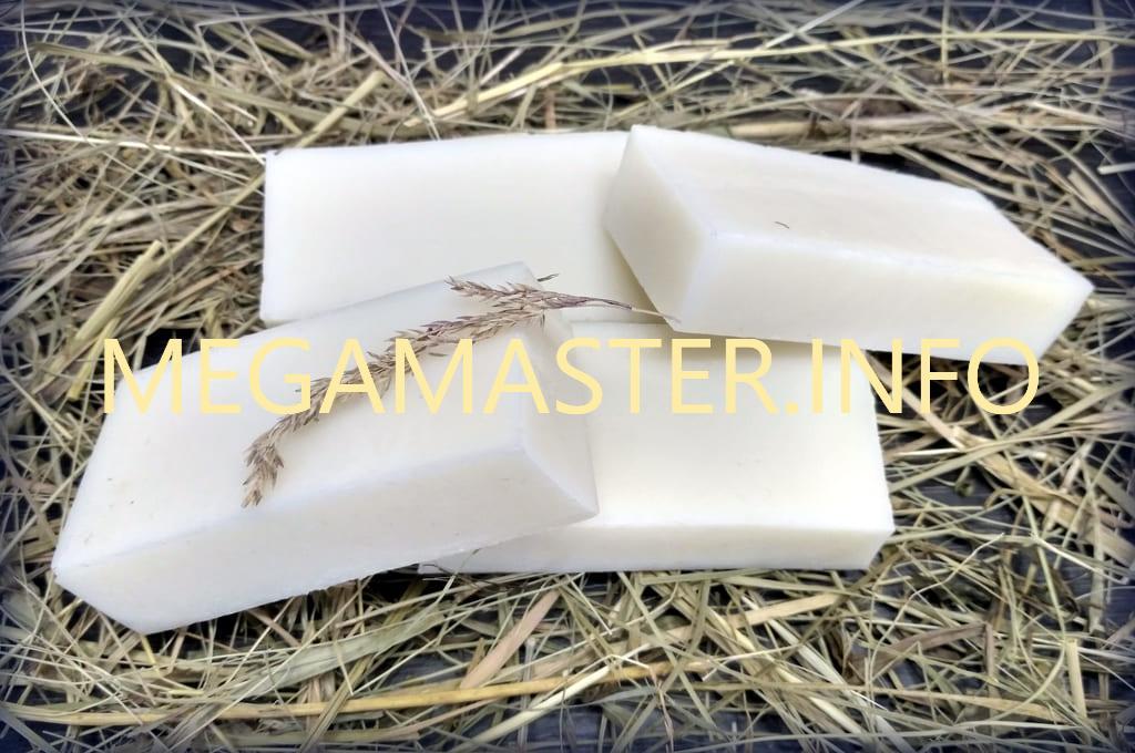 Мыло для деликатного очищения
