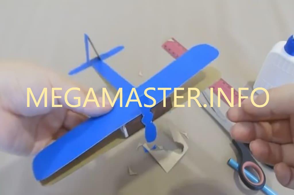 Готовый подарочный самолет