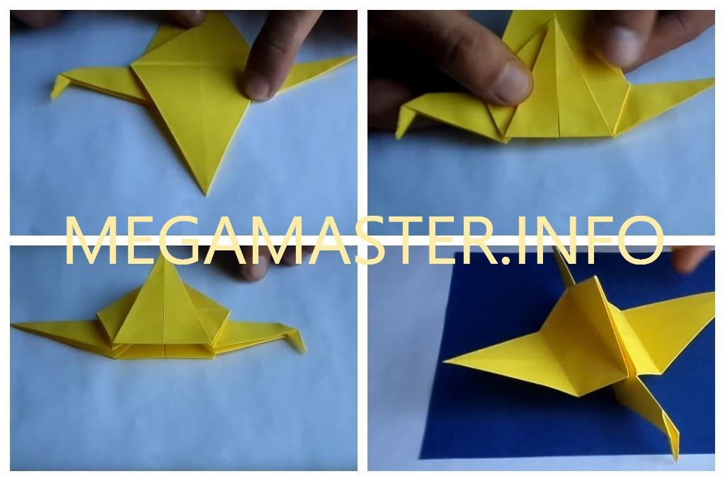 Летающая птичка (Шаг 4)