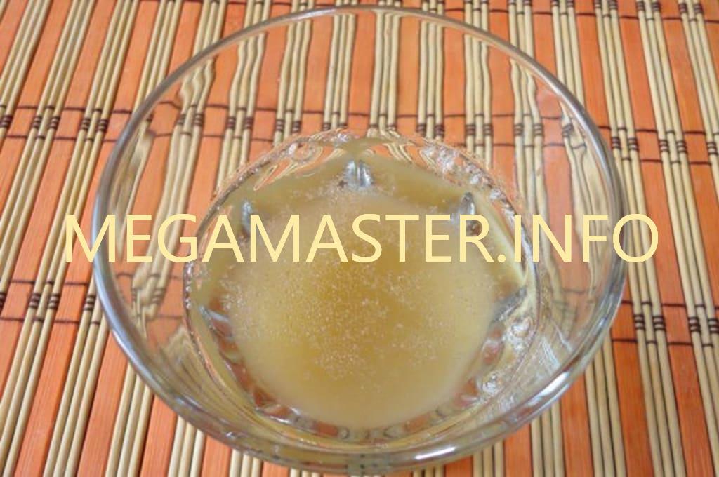 Простой рецепт лизуна (Расстворяем желатин)