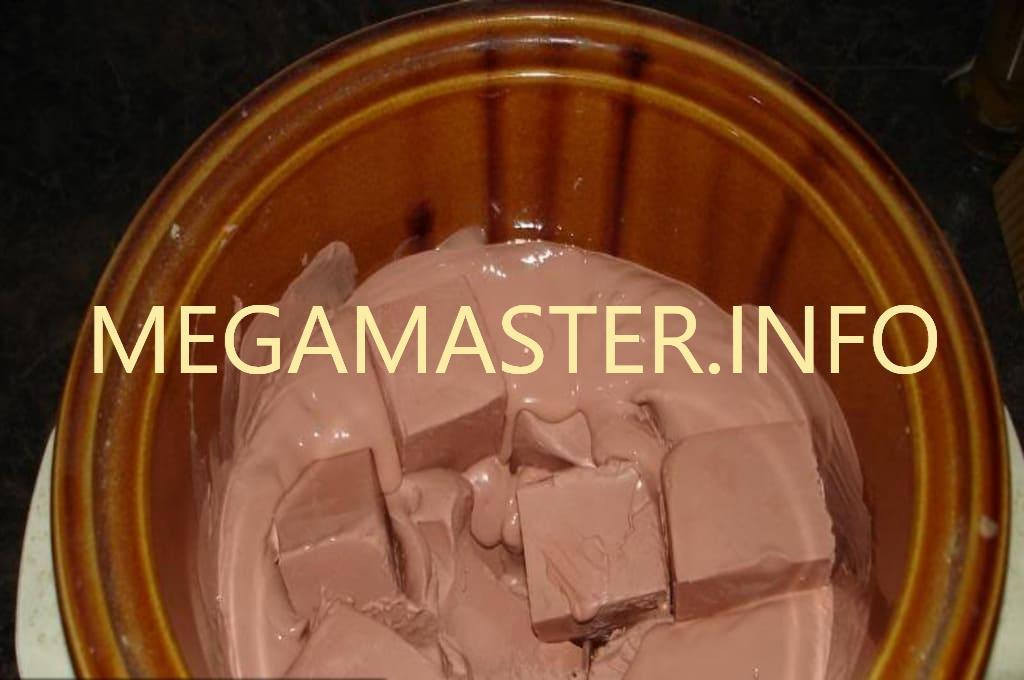 Простой рецепт лизуна (Растворение пластилина)