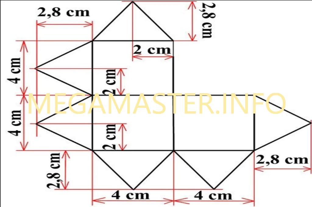 Схема кубика Йошимото