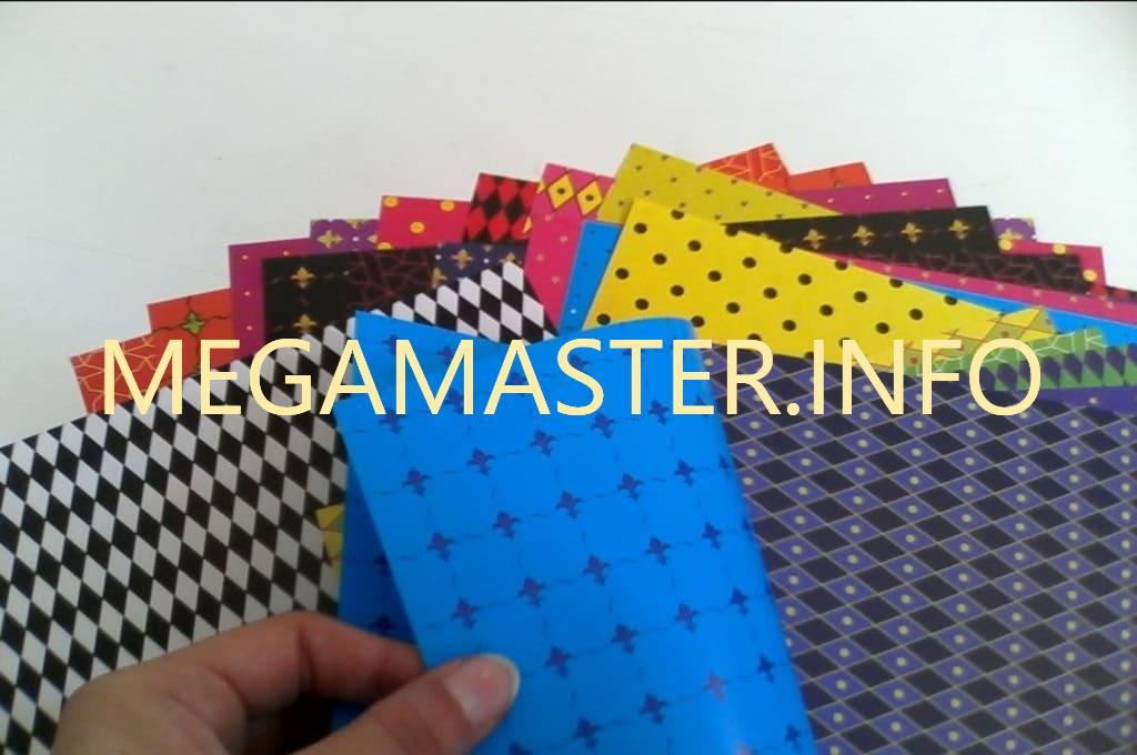 Специальная бумага для оригами