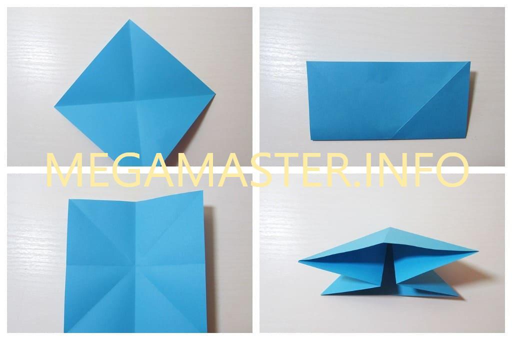 Треугольная рыбка (Шаг 1)