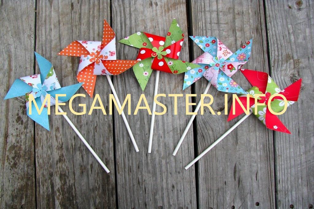 Ветерки оригами