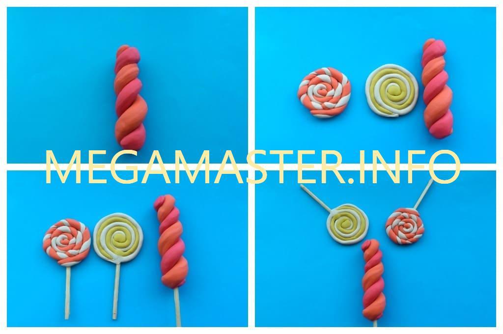 Сладкие конфеты (Шаг 3)