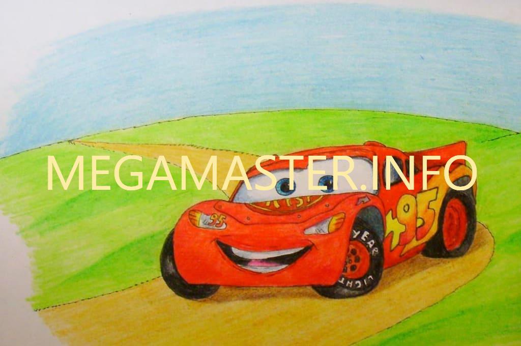 Только картинки или рисунки про машины