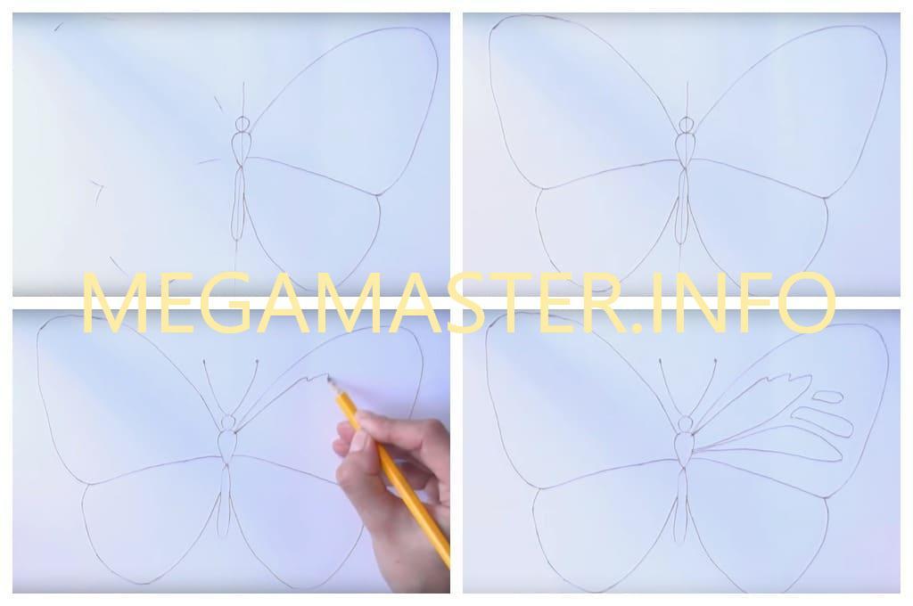 Рисуем карандашами (Шаг 2)