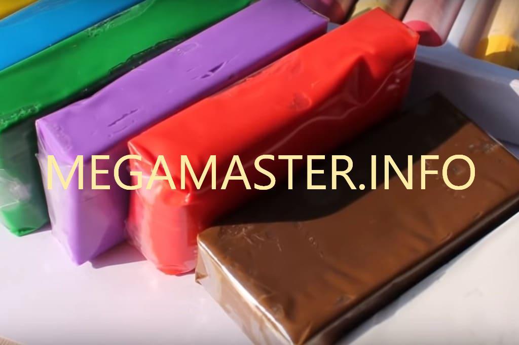 Как выбрать полимерную глину