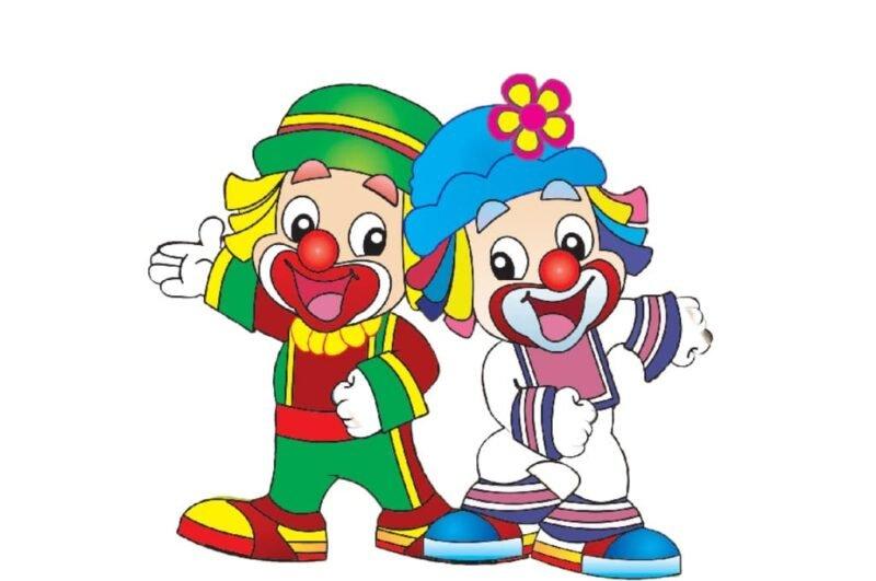 Как нарисовать клоуна поэтапно карандашом для детей