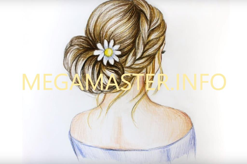 Красивые картинки девушек как нарисовать