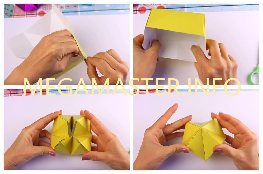 Интересные поделки из бумаги для детей 5 6 лет (Шаг 3)