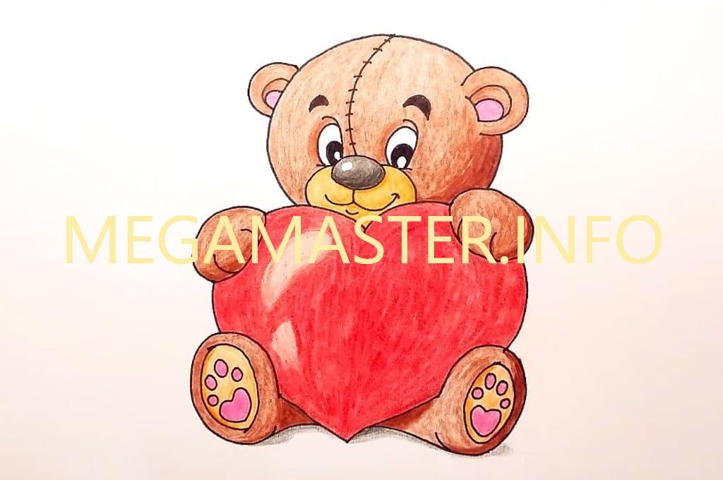 стали рисунки медвежат красивые материал