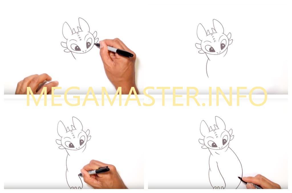 Простой пример рисования (Шаг 1)