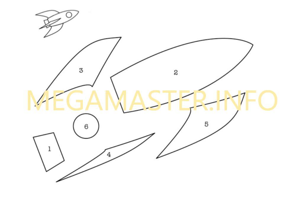 Шаблон ракеты (1)
