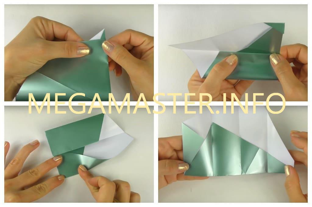 Шестиугольная шкатулочка (Шаг 2)