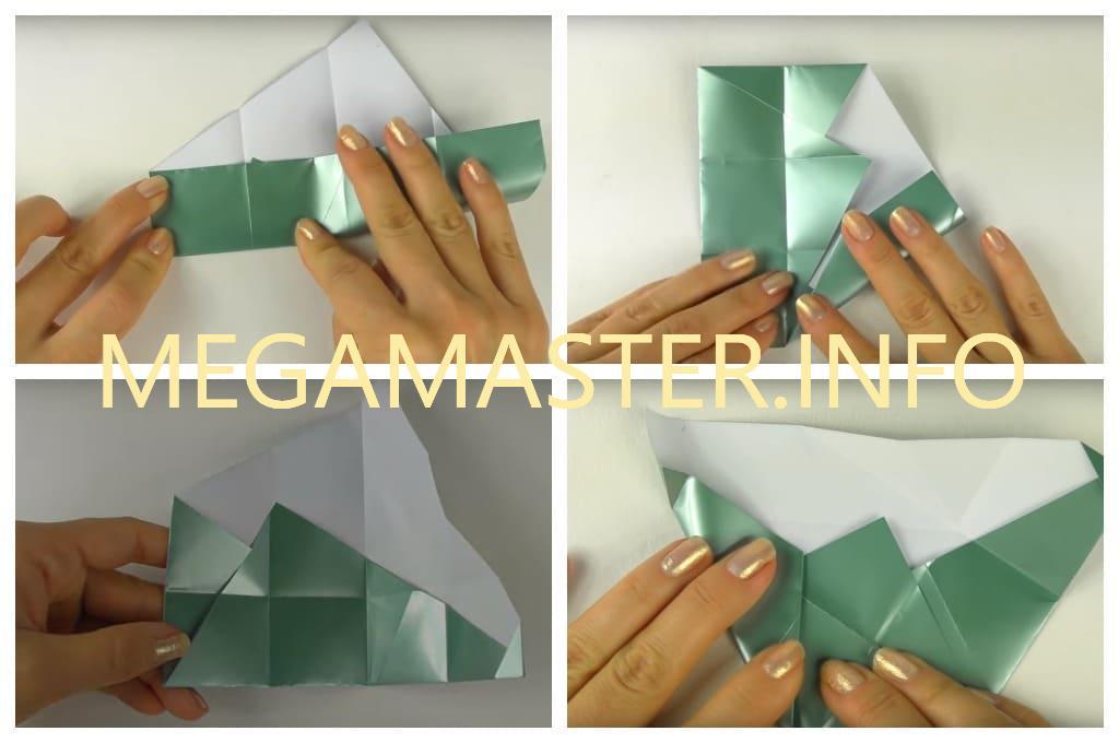 Шестиугольная шкатулочка (Шаг 3)